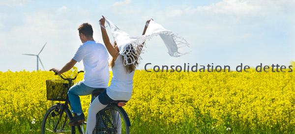 Prêt hypothécaire de consolidation de dettes